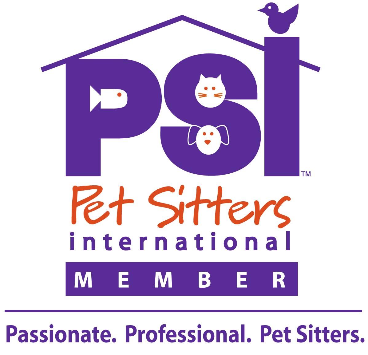Pets Sitters INternational Member